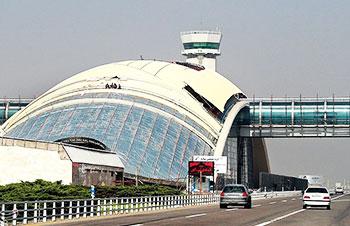 فرودگاه ها